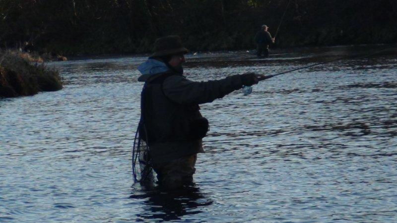Grayling Taster Day on the River Tees (December 2012)