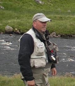 Stuart Wardle Fly Fishing Guide